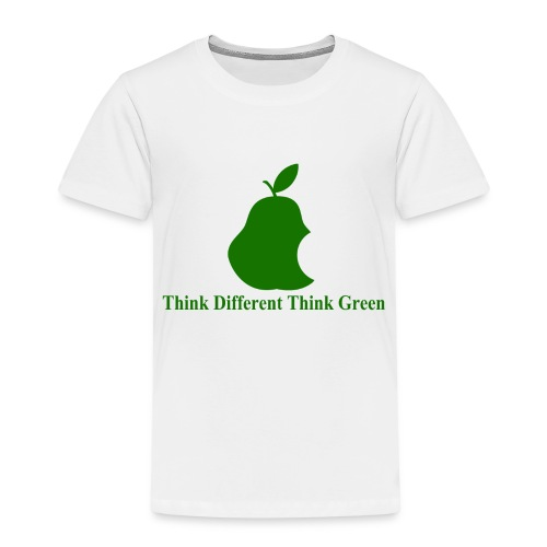 Think different, think green II - T-shirt Premium Enfant