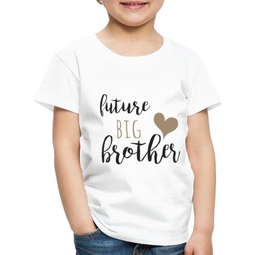 future big brother - Kinder Premium T-Shirt