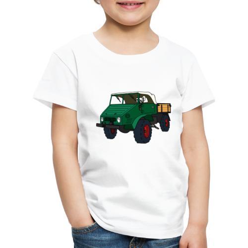 Mog 401 - Kinder Premium T-Shirt