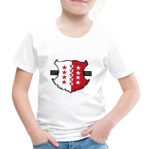 Valais est. 1815 - Kinder Premium T-Shirt