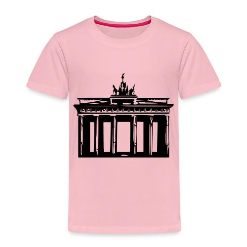 Brandenburger Tor - Kinder Premium T-Shirt