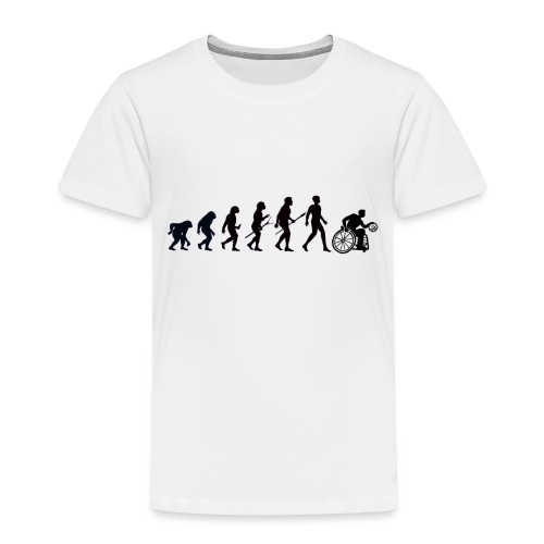 Evolution - Kinder Premium T-Shirt