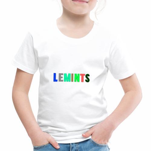 LEMINTs Standart - Kinder Premium T-Shirt