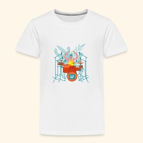 DRUMS PLS - Kinder Premium T-Shirt