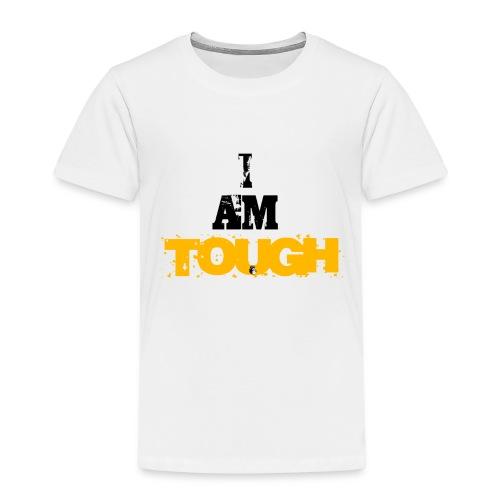 I AM TOUGH / Tough Magazine - Kinder Premium T-Shirt