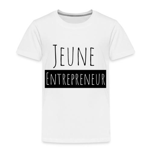 Jeune Entrepreneur - T-shirt Premium Enfant