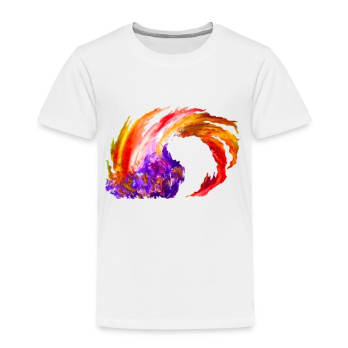 wave - Kinder Premium T-Shirt