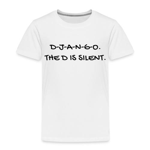 Cinema - Quotes - Film - Citations - Zitat - Humor - Kids' Premium T-Shirt
