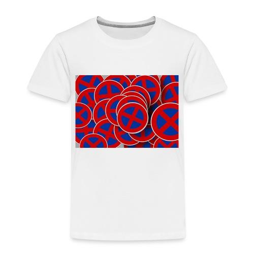 Parken verboten Tshirts rund - Kinder Premium T-Shirt