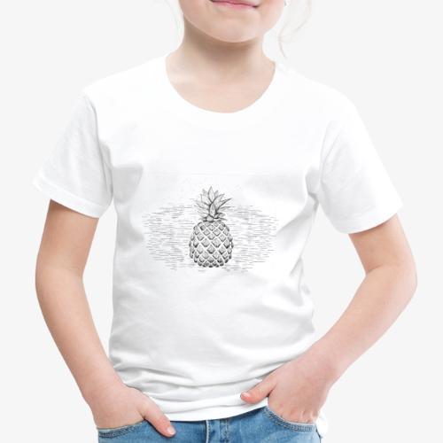 Cool Pineapple Design Collection From Ananas - Lasten premium t-paita