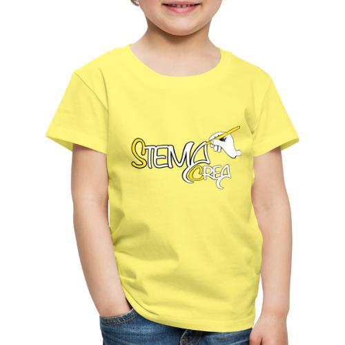 Stema CREA Logo - T-shirt Premium Enfant