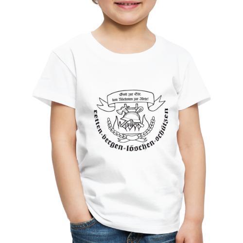 FW Slogan - Kinder Premium T-Shirt