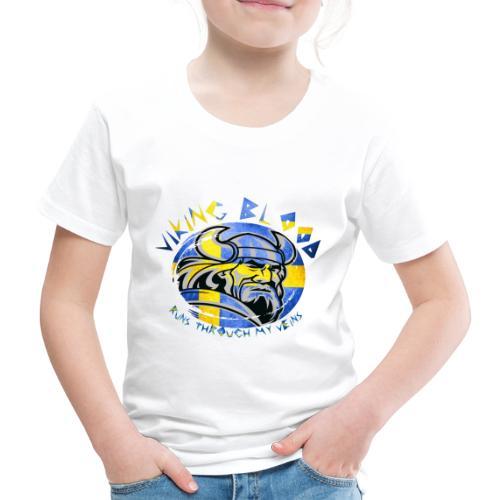 viking2 - Premium-T-shirt barn