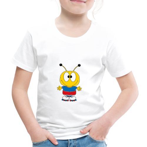 Biene - Inline Skates - Sport - Tier - Kind - Kinder Premium T-Shirt