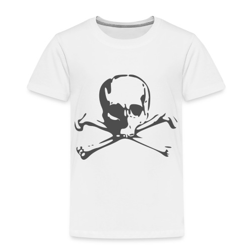 skull - Kinderen Premium T-shirt