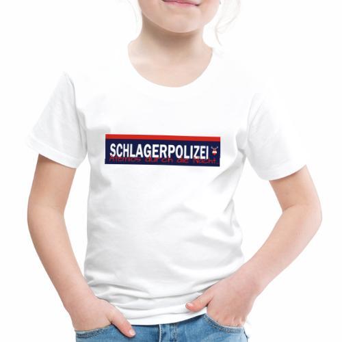 Schlagerpolizei - Kinder Premium T-Shirt