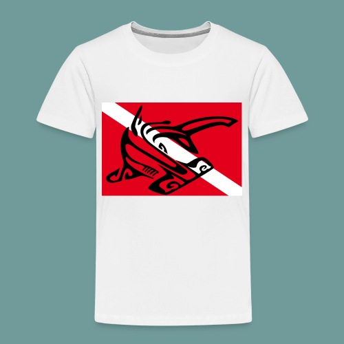 flag_ham_shark - T-shirt Premium Enfant