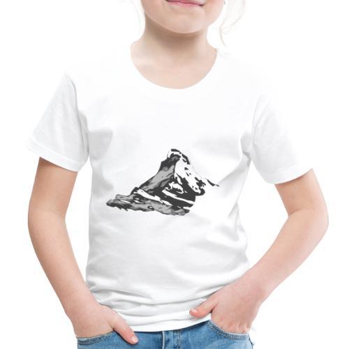 Matterhorn - Cervin Suisse - Kinder Premium T-Shirt