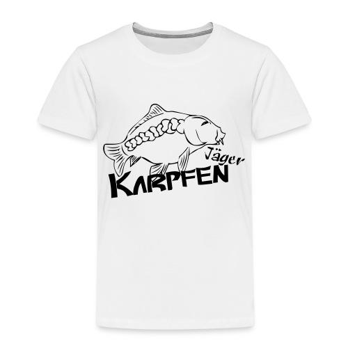 Karpfenjäger - Kinder Premium T-Shirt