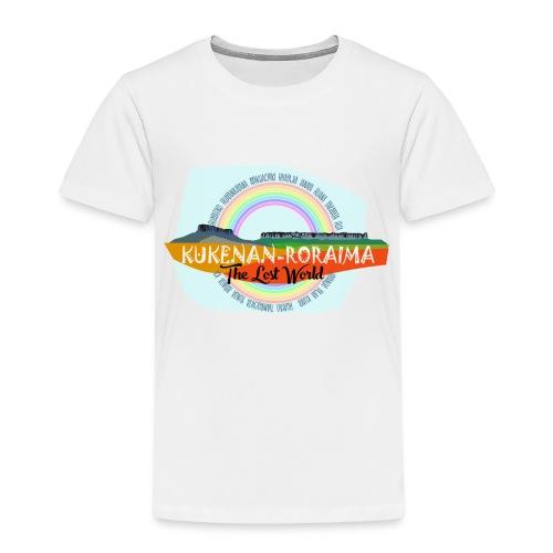 Roraima and Kukenan, The Lost World - Camiseta premium niño