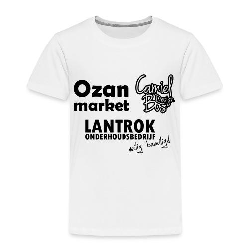 Ozan+Lantrok+CBD - Kinderen Premium T-shirt