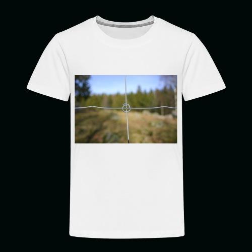 Stängsel - Premium-T-shirt barn