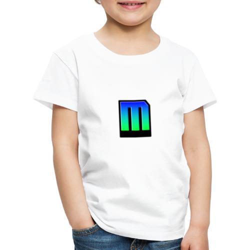 Mazer Logo - Kinder Premium T-Shirt