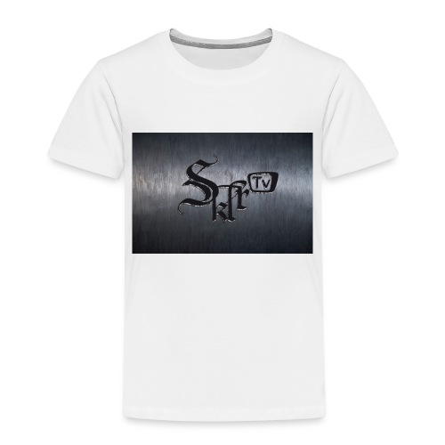 Skyloop Records mit BG - Kinder Premium T-Shirt