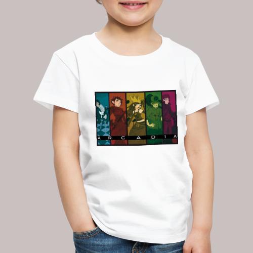 arcadia officiel - T-shirt Premium Enfant