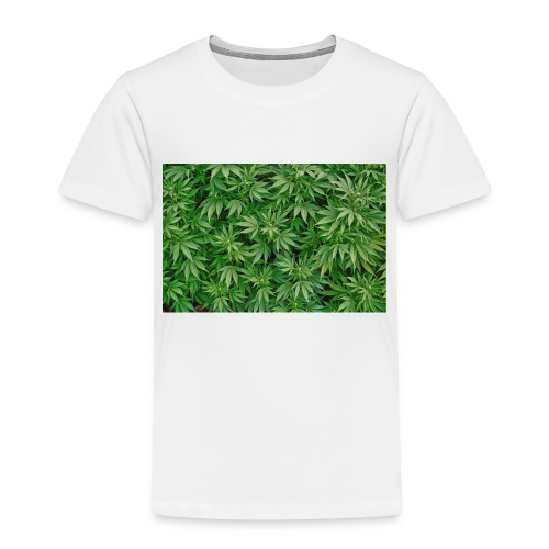 cannabis jpg - Kinder Premium T-Shirt