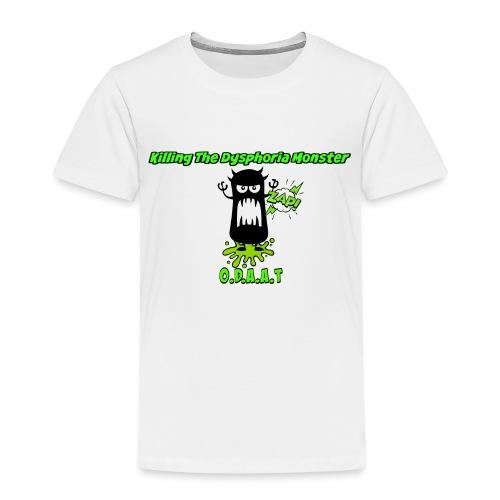 The Dysphoria Monster - Kids' Premium T-Shirt