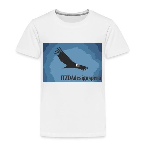 condor estilizado itzda - Camiseta premium niño
