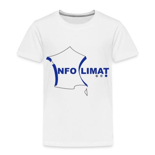 logo simplifié - T-shirt Premium Enfant