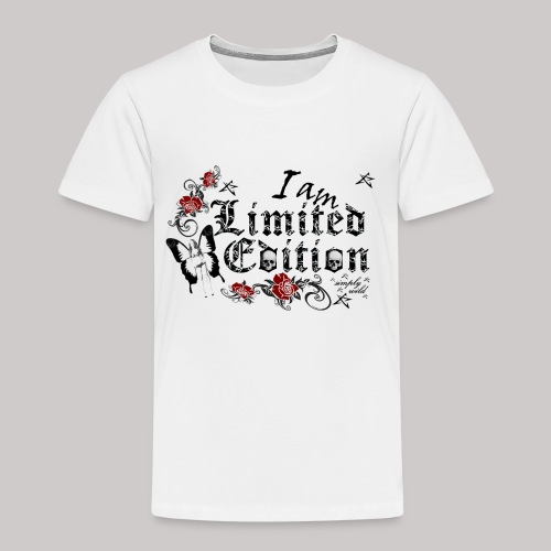 simply wild limited Edition on white - Kinder Premium T-Shirt