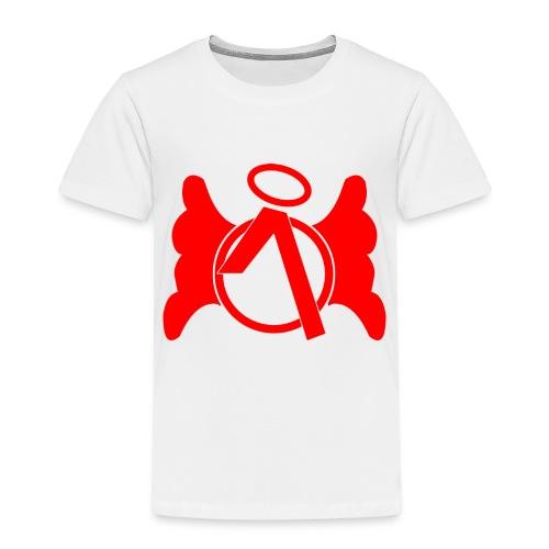 Abash Uprising Logo wings - Kids' Premium T-Shirt
