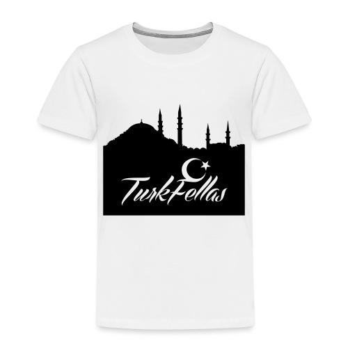 Turkfellas IST. skyline - Kinderen Premium T-shirt