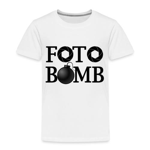 Foto-Bomb - Kids' Premium T-Shirt