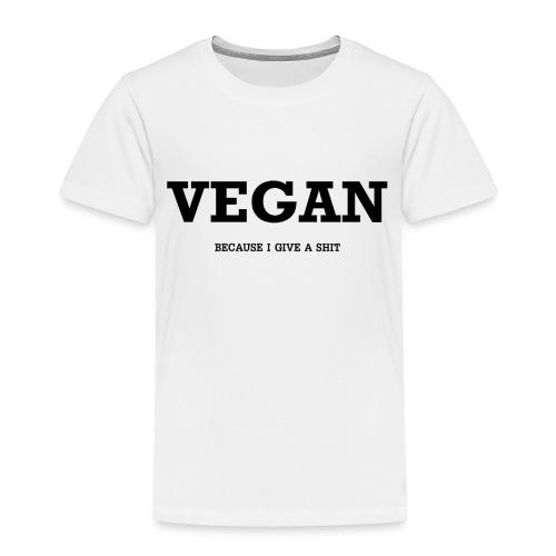 Vegan - T-shirt Premium Enfant