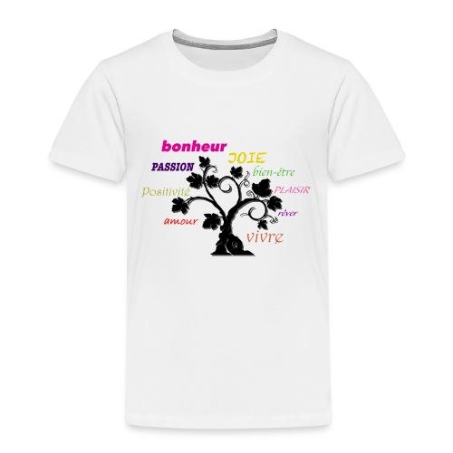 L'arbre de la vie - T-shirt Premium Enfant
