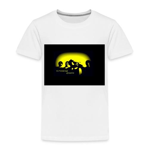 logoBlackBackground - Kids' Premium T-Shirt
