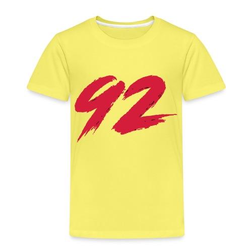 92 Logo 1 - Kinder Premium T-Shirt