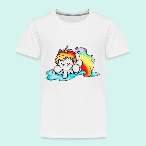 Baby unicorn - Maglietta Premium per bambini
