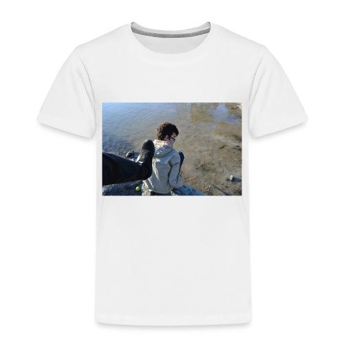 Fierce Kick - Premium T-skjorte for barn