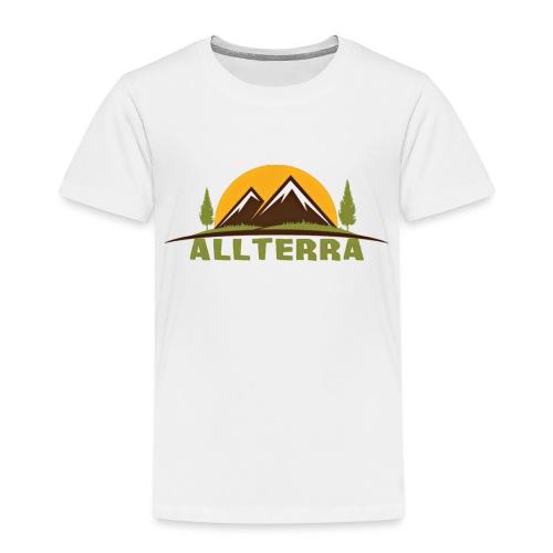 camiseta básica Alterra - Camiseta premium niño