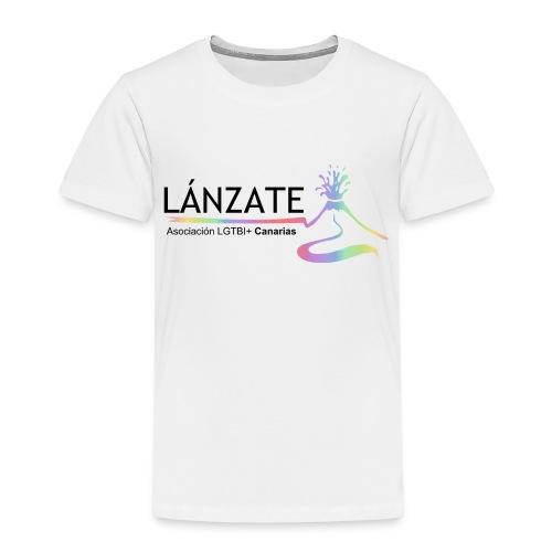 logolanzate - Camiseta premium niño