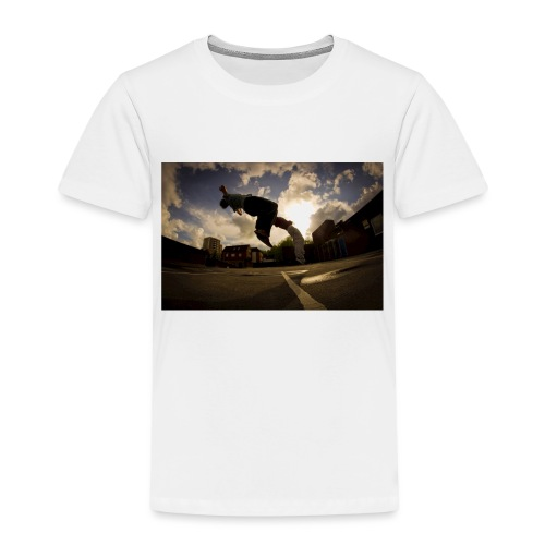 backflip - Premium-T-shirt barn