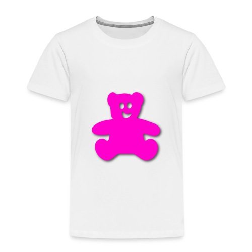 teddy bär - Kinder Premium T-Shirt