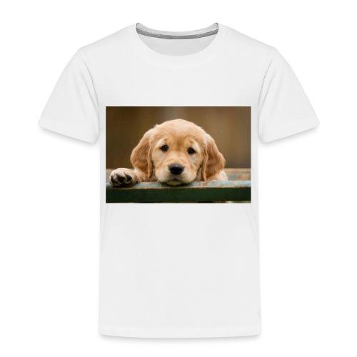 mooi hondje - Kinderen Premium T-shirt