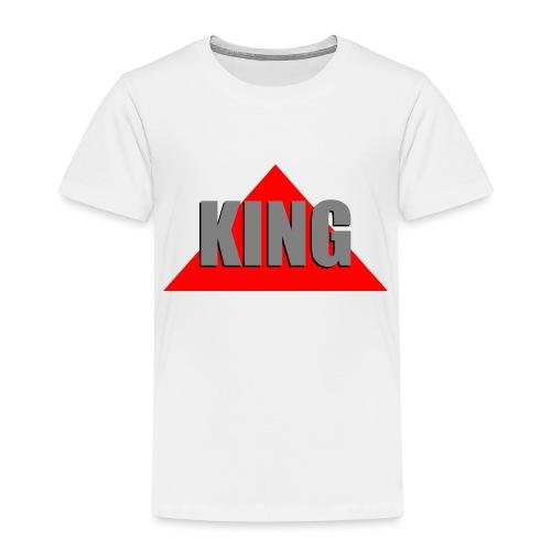 King, by SBDesigns - T-shirt Premium Enfant