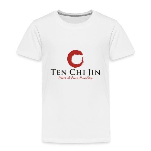 Ten Chi Jin Martial Arts Academy - Børne premium T-shirt